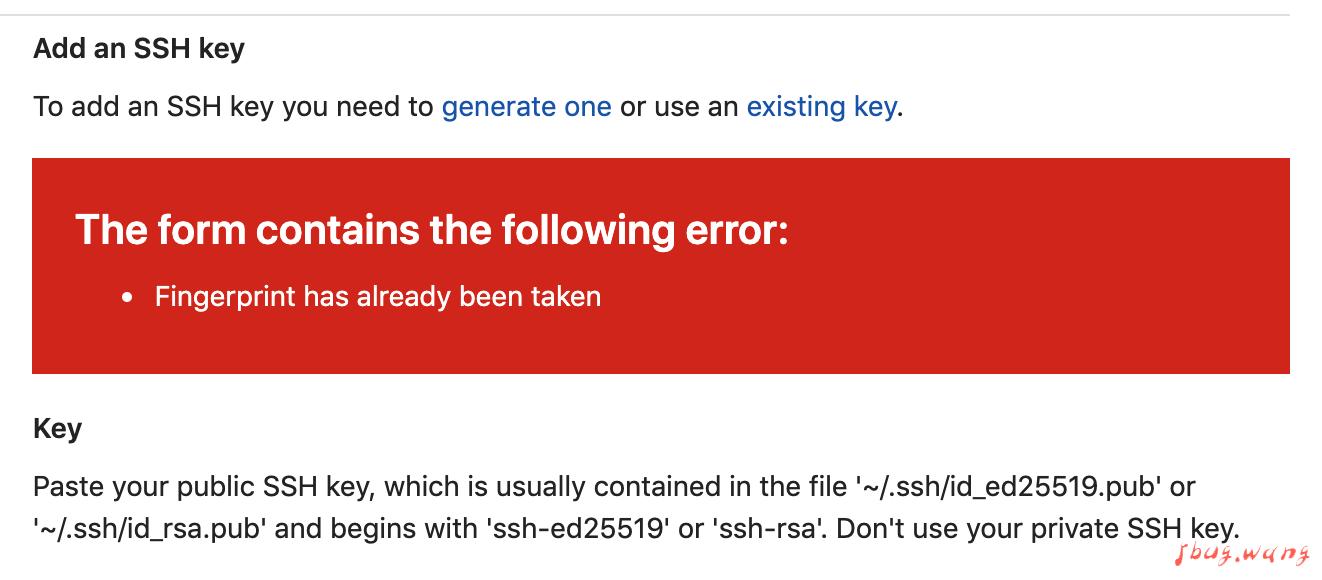 gitlab里查某SSH key挂在什么账户下的方法